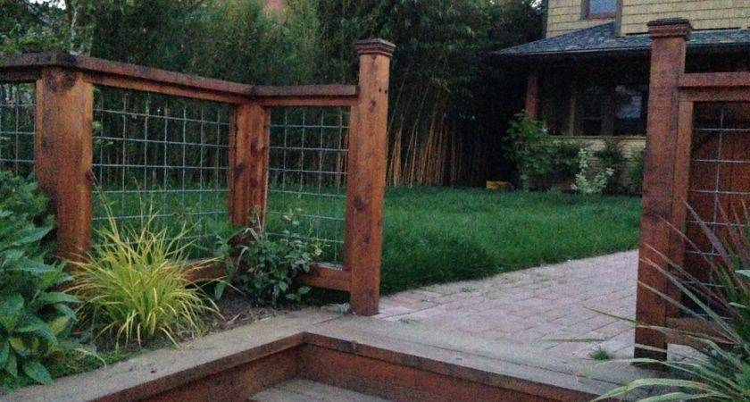 Awesome Great Front Yard Privacy Fence Ideas
