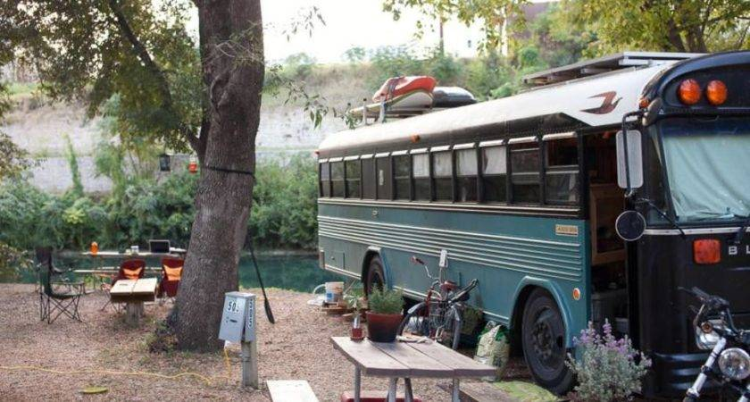 Awesome Ideas Designs Bus Tiny Houses Your