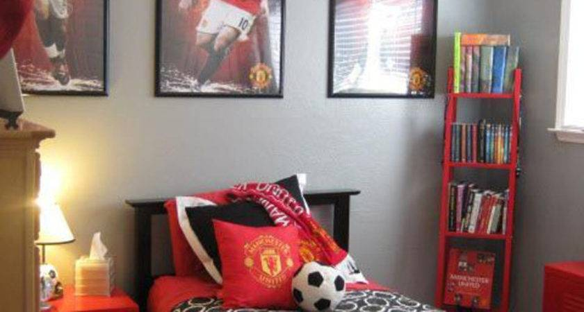 Awesome Kids Soccer Bedrooms Home Design Interior