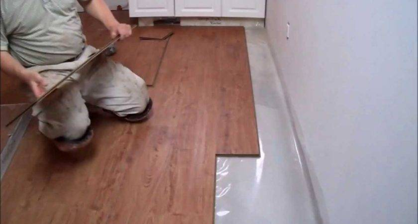 Awesome Laying Tile Over Laminate Floor Kezcreative