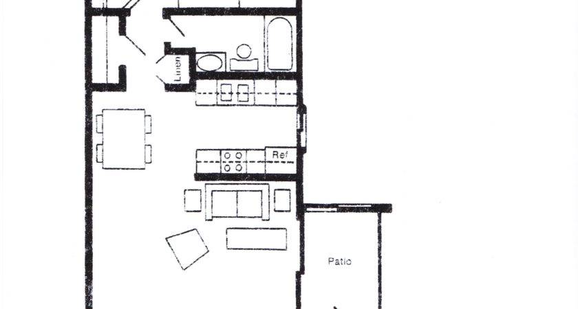 Awesome One Room House Plans Bedroom Floor