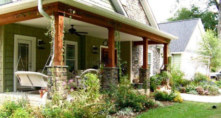 Awesome Spring Design Ideas Your Front Porch