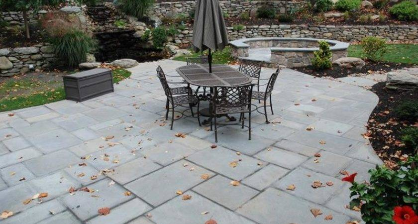 Awesome Stone Patio Designs Your Home