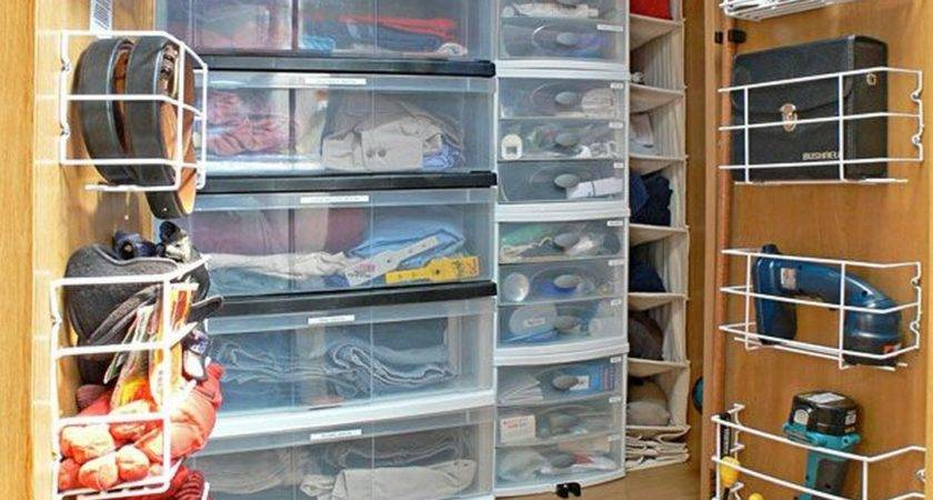 Awesome Storage Solutions Travel Trailers