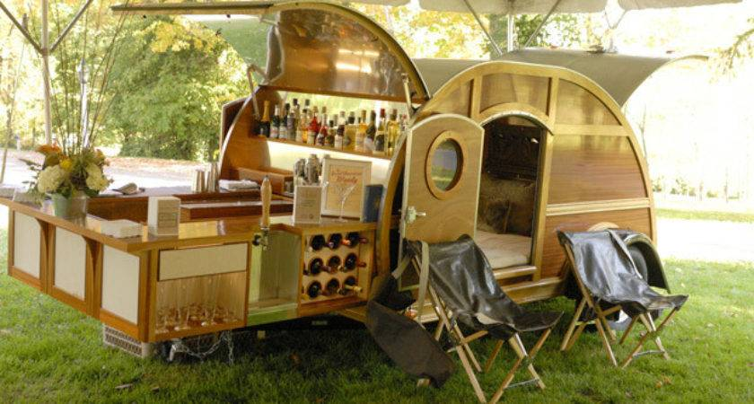 Awesome Teardrop Trailers Exploring Great Outdoors