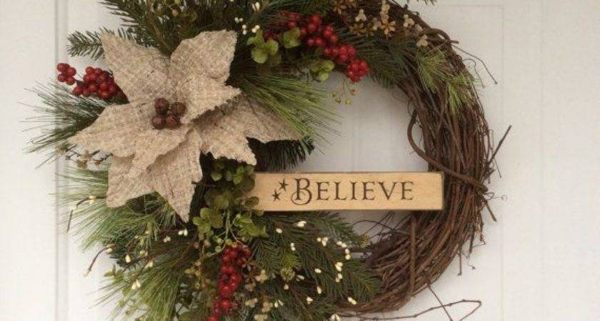 Awesome Worth Making Rustic Christmas Decorations