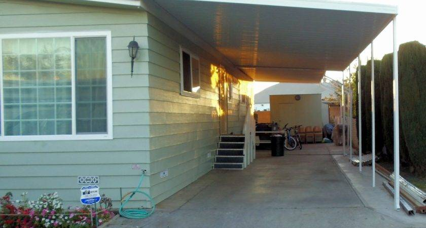 Awnings Mobile Home Porches
