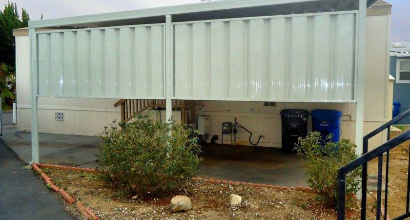 Awnings Mobile Homes Review Home