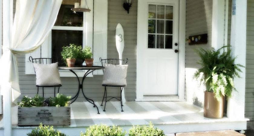 Back Porch Ideas Designs Small Homes