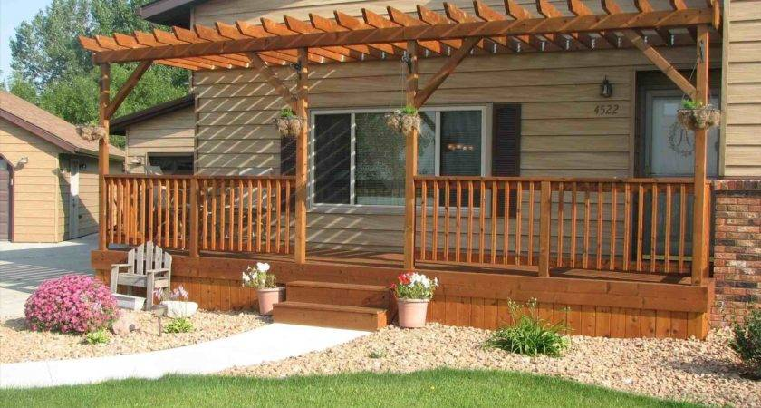 26 Best Photo Of Back Porch Ranch Ideas - Get in The Trailer on Back Deck Ideas For Ranch Style Homes id=75198