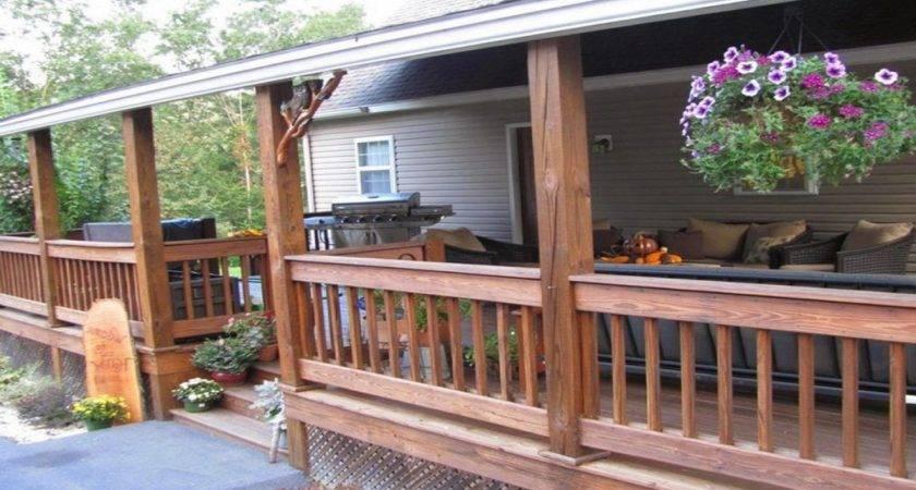 Back Porch Ideas Small Home Design
