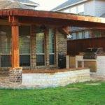 Back Porch Overhang Designs
