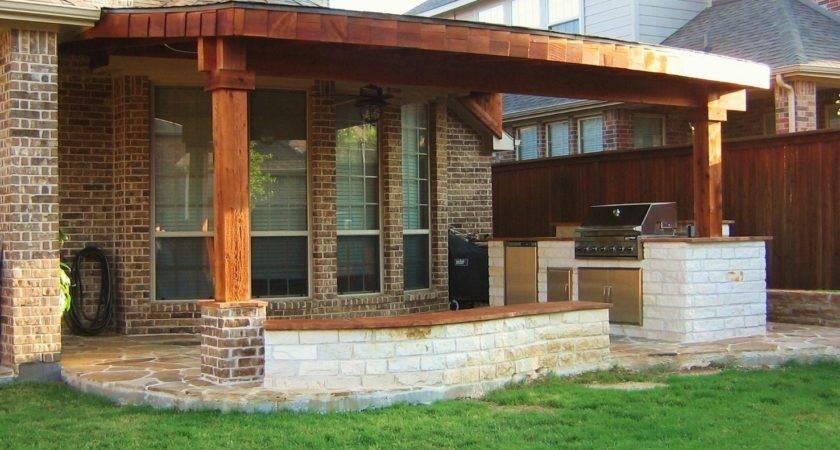 Back Porch Overhang Designs