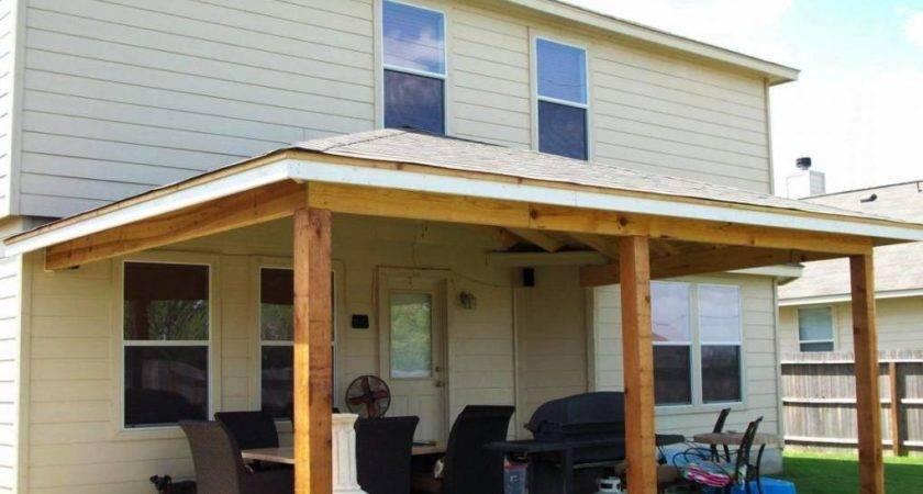 Back Porch Roof Design Sickchickchic