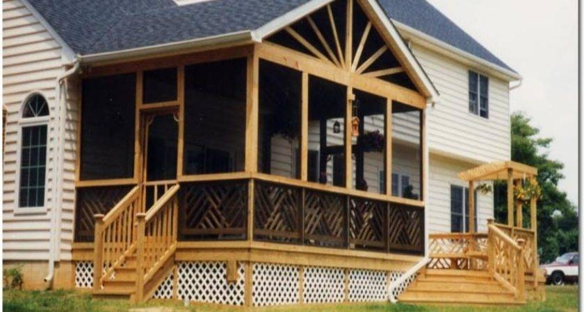 Back Porch Roof Ideas Covered Designs