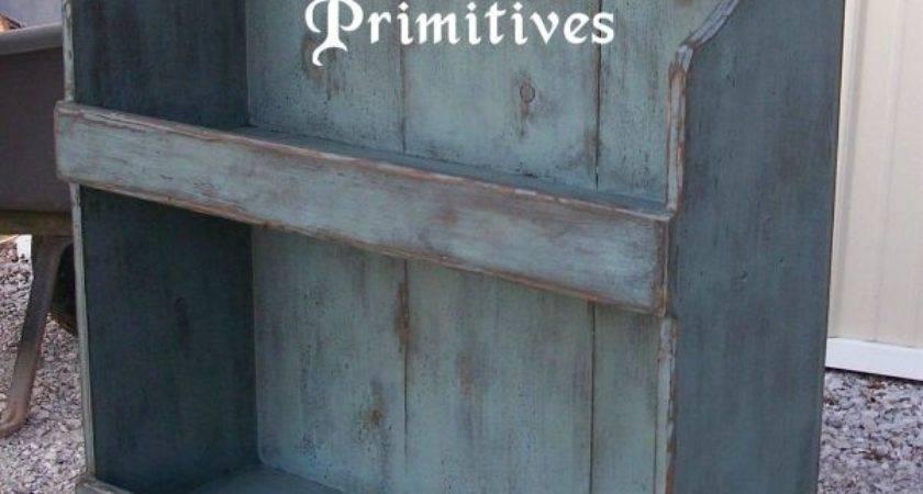 Backwoods Country Primitives Furniture Goods