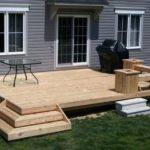 Backyard Deck Design Ideas Small Decks Home