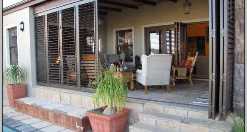 Backyard Enclosed Patio Ideas