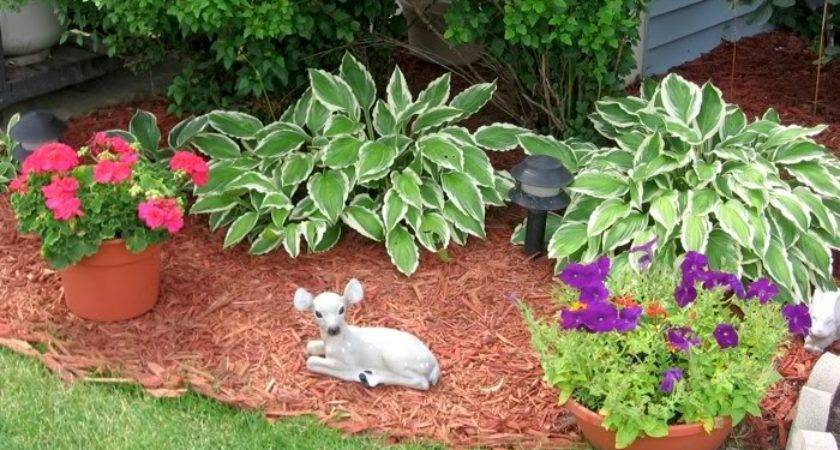 Backyard Flower Garden Ideas Marceladick