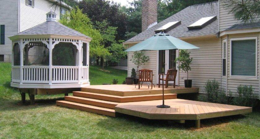 Backyard Patios Decks Marceladick