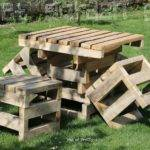 Bag Pretty Surprise Pallet Garden Furniture