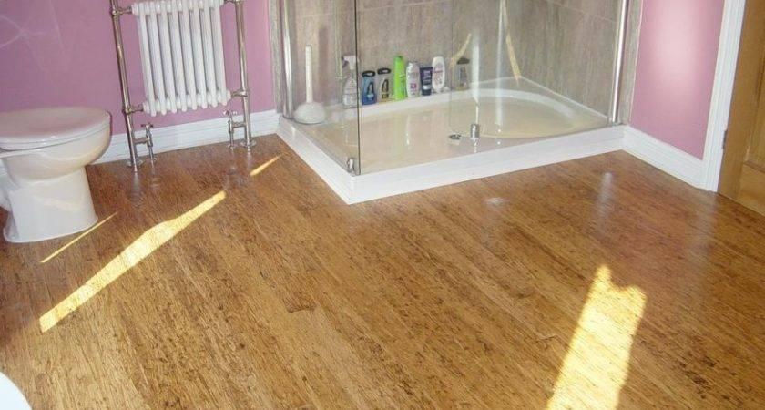 Bamboo Bathroom Flooring