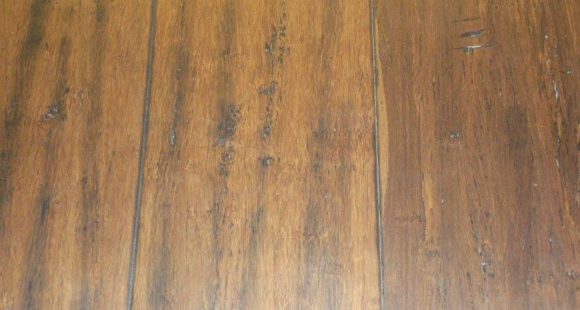 Bamboo Flooring Bathroom Strand Woven