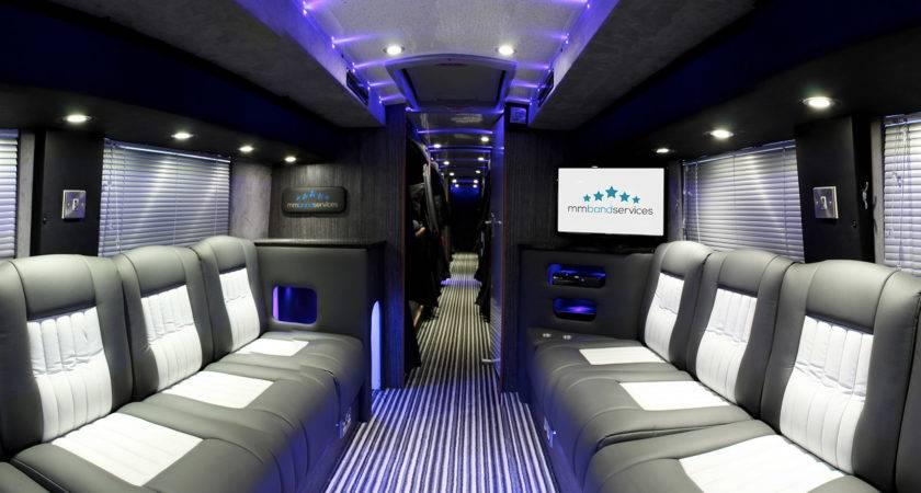 Band Tour Bus Sleeper Transport Europe