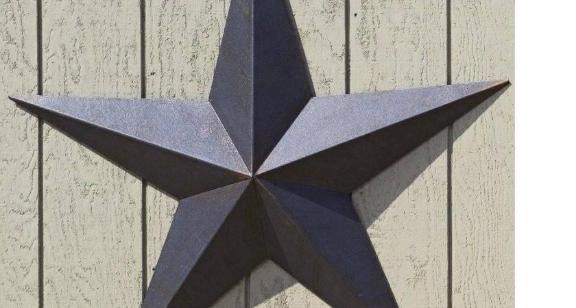 Barn Stars Amish Made Crafts Tin