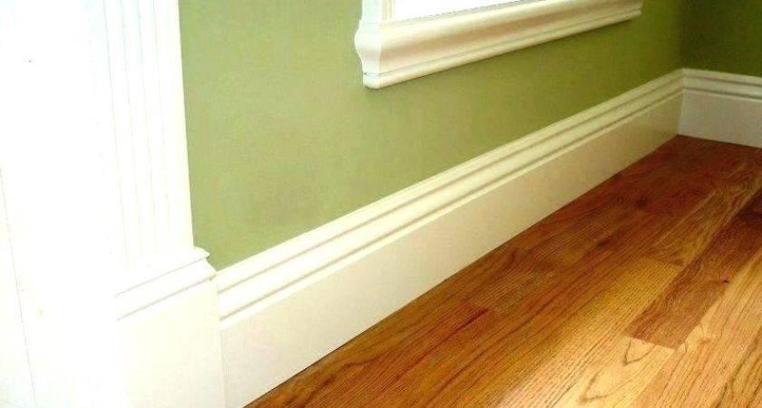 Baseboard Molding Ideas Floor Best
