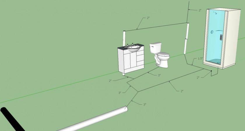 Basement Bathroom Rough Plumbing Clotheshops
