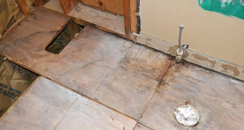 Basement Plywood Subfloor Sub Floors Concrete