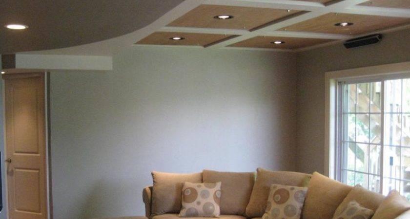 Basement Renovations Ideas Low Ceilings Grezu Home