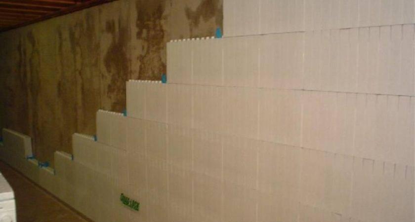 Basement Unfinished Wall Panels Vinyl