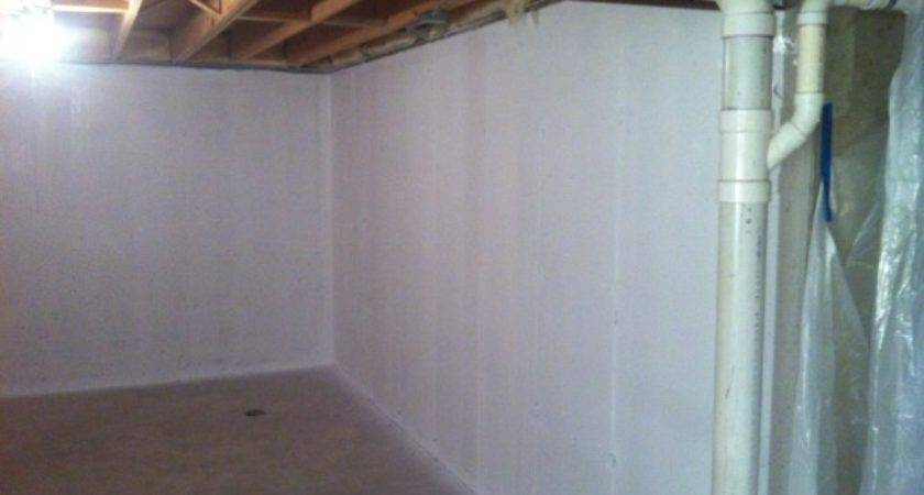 Basement Waterproofing Paint Does Stop Leaks