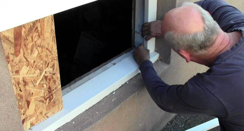 Basement Window Dryer Vent Vinyl Replacement