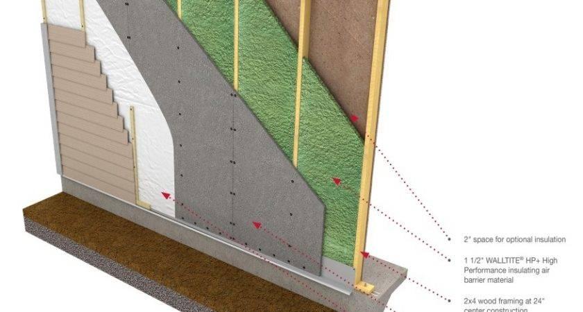 Basf Creates Multiple Wall Assembly Options