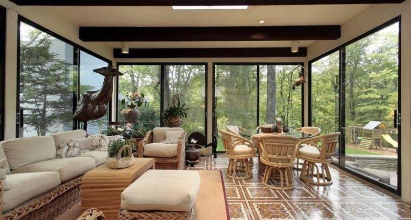 Bask Sun Under Sunroom Florida Room Designs