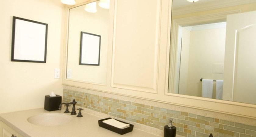 Bathroom Accessories Ten Unique Vanity Backsplash