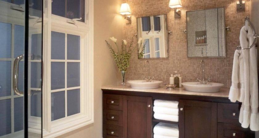 Bathroom Backsplash Beauties Ideas Designs Hgtv