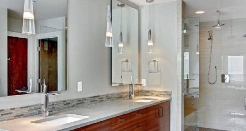 Bathroom Backsplash Home Design Ideas Remodel