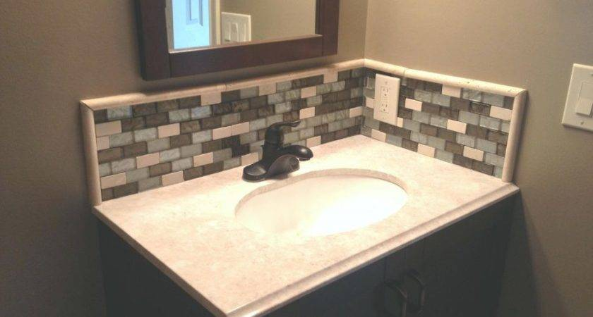 Bathroom Backsplash Ideas Design Bathrooms