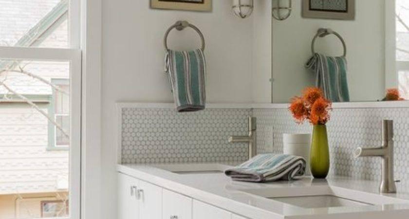 Bathroom Backsplash Ideas Houzz