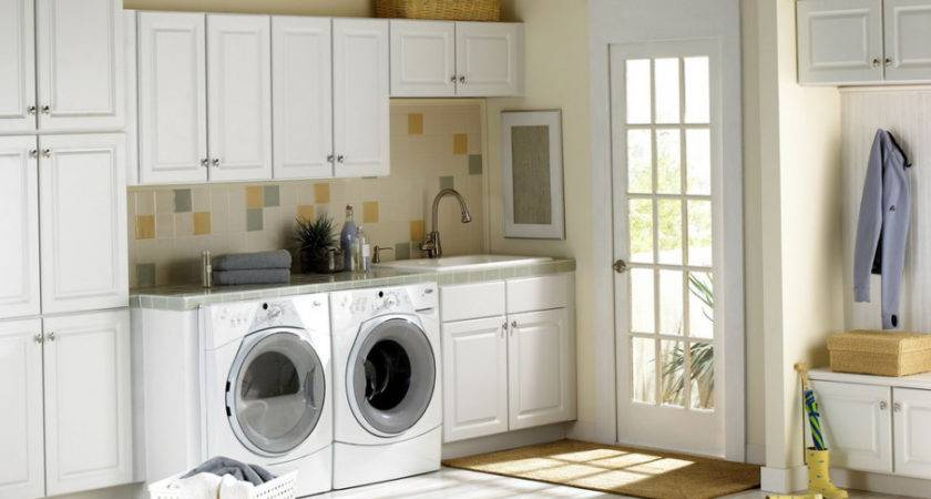 Bathroom Create Cozy Laundry Room Cabinets Lowes Rooms