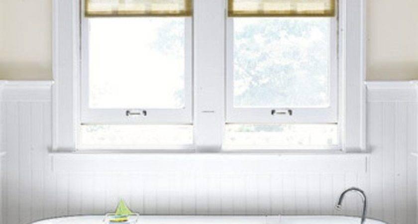 Bathroom Curtains Window Windows Treatments