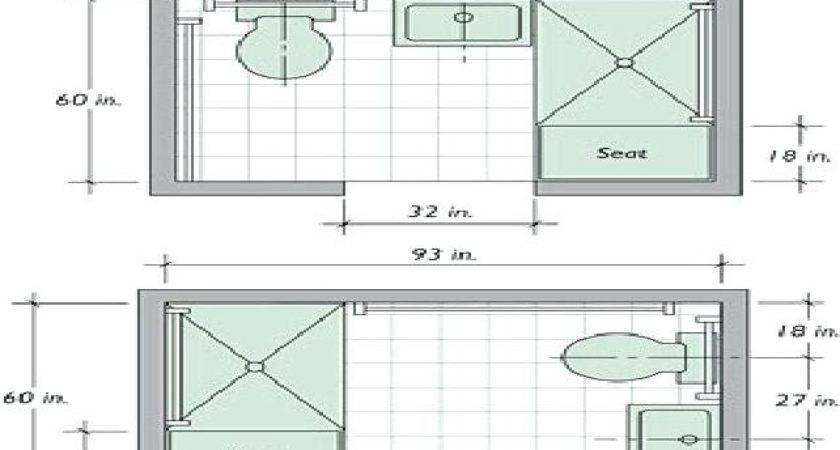 Bathroom Design Measurements Small Designs