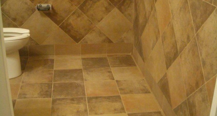 Bathroom Floor Underlayment Tile