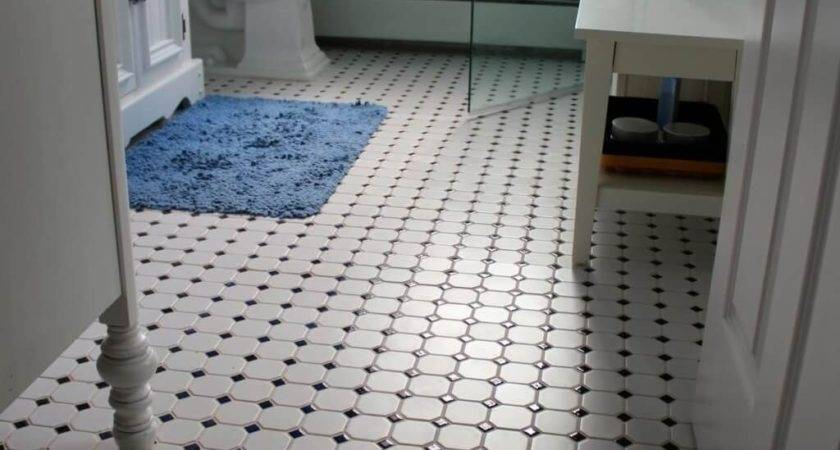 Bathroom Flooring Great Excellent Mosaic Floor