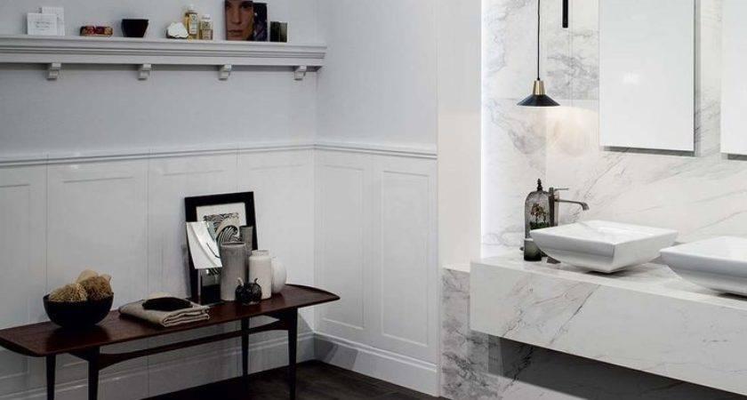 Bathroom Hardwood Floor Wood Bathrooms