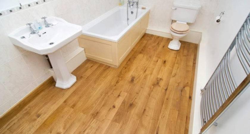 Bathroom Laminate Flooring Bathrooms